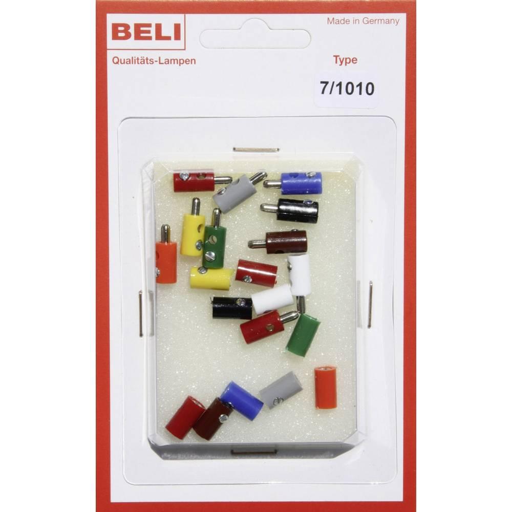 Miniature-bananstik BELI-BECO 7/1010 2.6 mm 1 Set