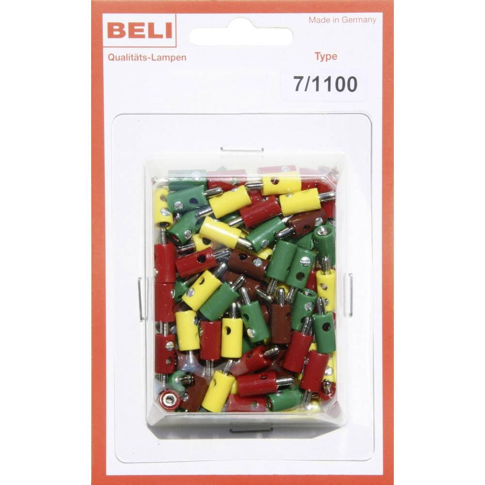Miniature-bananstik BELI-BECO 7/1100 2.6 mm 1 Set