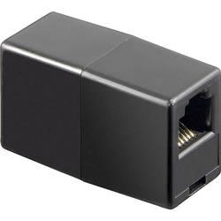 ISDN Adapter [1x RJ12-vtičnica 6p6c - 1x RJ12-vtičnica 6p6c] 0 m črne barve Goox vhod