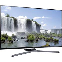 LED-TV 138 cm 55 Samsung UE55J6289 EEK A+ DVB-T2, DVB-C, DVB-S, Full HD, Smart TV, WLAN, CI+ crne boje