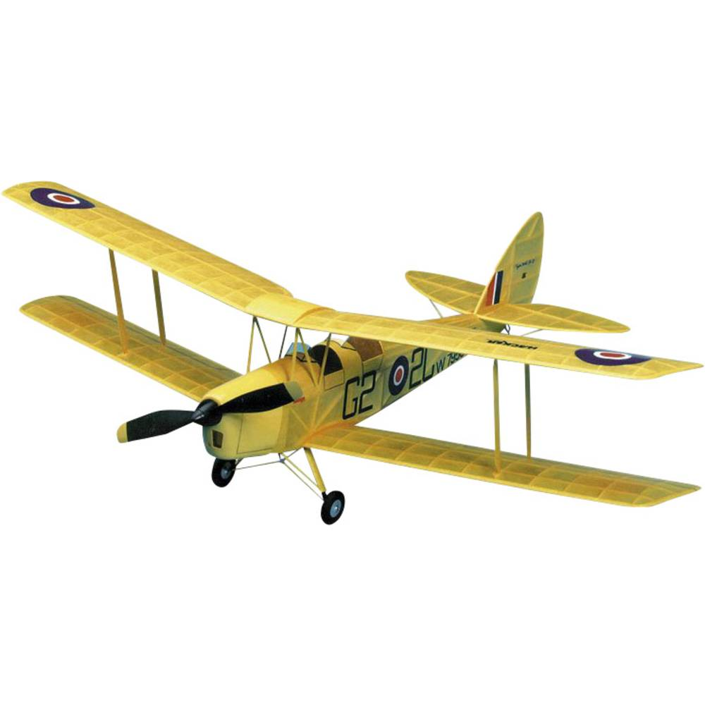 Hacker Model Production Tiger Moth RC model motornega letala-komplet 596 mm