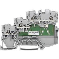 Aktuatorska spojka 7 mm s nateznom oprugom, siva WAGO 2000-5310/1102-950 50 kom.