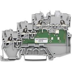 Aktuatorska sponka 7 mm z natezno vzmetjo, siva WAGO 2000-5310/1101-951 50 kosov