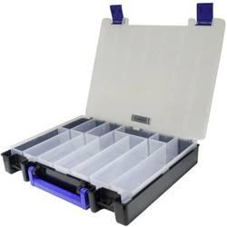 Sortirni kovček (D x Š x V) 320 x 220 x 50 mm VISO št. predalov: 12