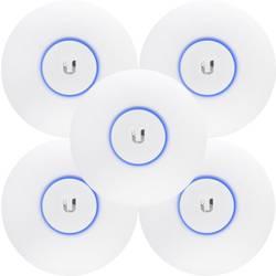 Ubiquiti 5-dijelno pakiranje wlan pristupna točka 1.2 GBit/s 2.4 GHz, 5 GHz