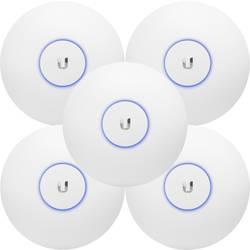 Ubiquiti 5-dijelno pakiranje wlan pristupna točka 1.3 GBit/s 2.4 GHz, 5 GHz