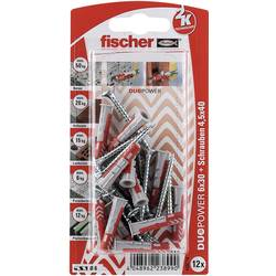 Set tipli sa vijcima Fischer DUOPOWER 30 mm 535214 1 set