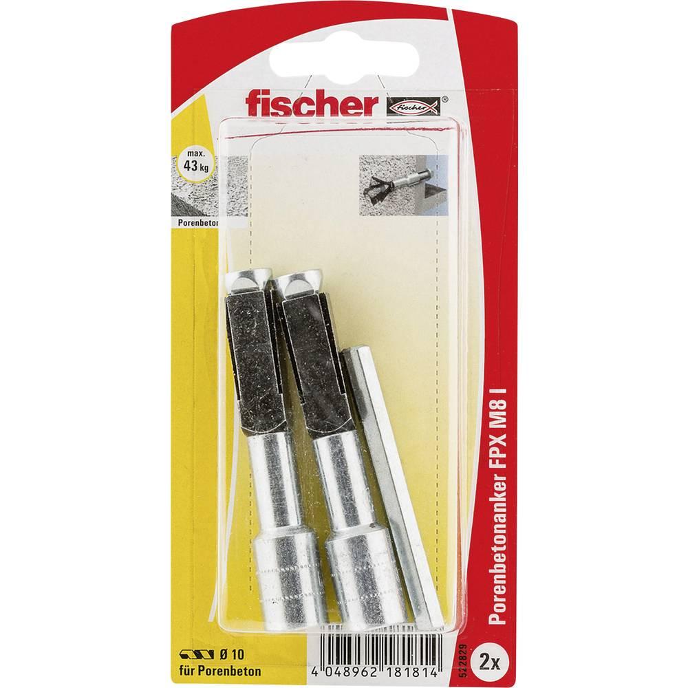 Sidro za porobeton Fischer FPX-I M8 K 75 mm 522829 1 set