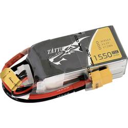 Modelarski akumulatorski komplet (LiPo) 11.1 V 1550 mAh 75 C Tattu XT60