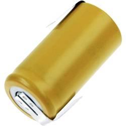 Specialbatteri laddbart Sub-C Z-lödfana, Högvärdigt , Flat-Top NiCd BYD 1.2 V 1900 mAh 1 st