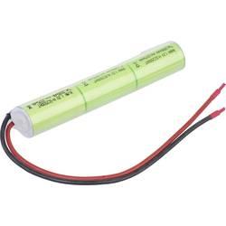 aku paket 3xsub-c primeren za visoke temperature, kabel, flat-top nimh Mexcel Inline L1x3 3.6 V 2500 mAh