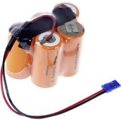 aku paket 5x sub-c kabel, vtikač nimh Panasonic Trapez F2+3 6 V 3000 mAh
