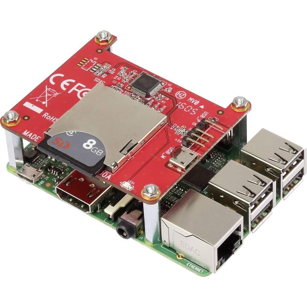 SDXC expansionskretskort för Raspberry Pi