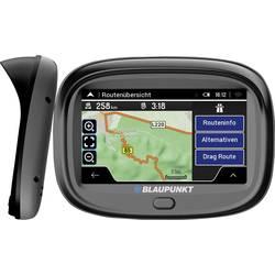 Motorcykel-GPS 4.3  Blaupunkt Motopilot 43 EU LMU Europa