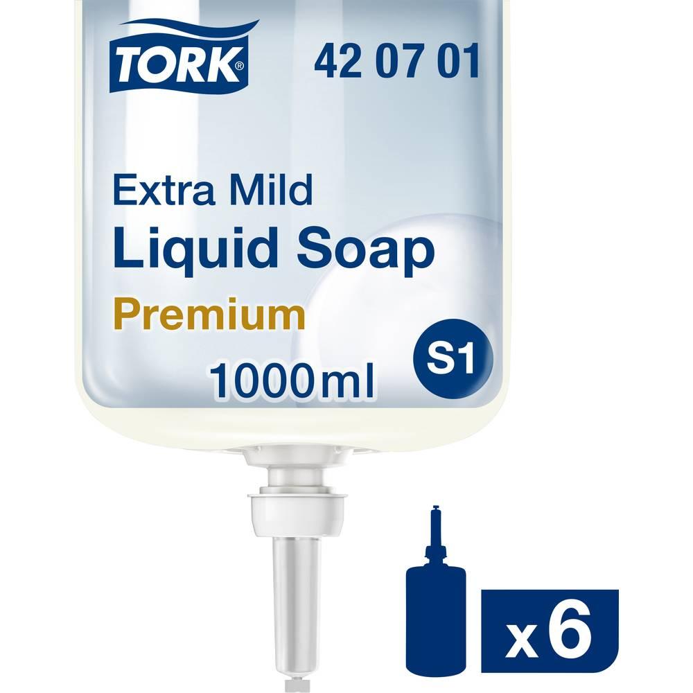 TORK ekstra blagi tekući sapun 6x 1000 ml 420701 6 kom.