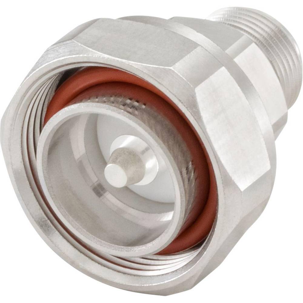 N-adapter 7-16-DIN-Stecker (value.1391195) - N-Buchse (value.1390821) Rosenberger 60S153-KIMN1 1 stk
