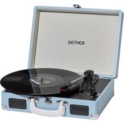 USB-Gramofon Denver VPL-120 Blau