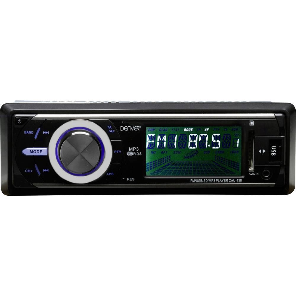 Avto radio Denver CAU-438