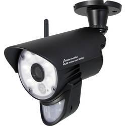 LAN, WLAN IP kamera 1280 x 720 pikslov 3.6 mm Stabo Multifon M8GB-l