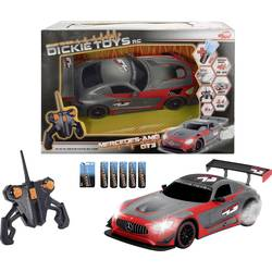 Dickie Toys 201119103 Mercedes Benz AMG GT3 1:16 RC-modelbil, begyndermodel Elektronik Vejmodel 2WD