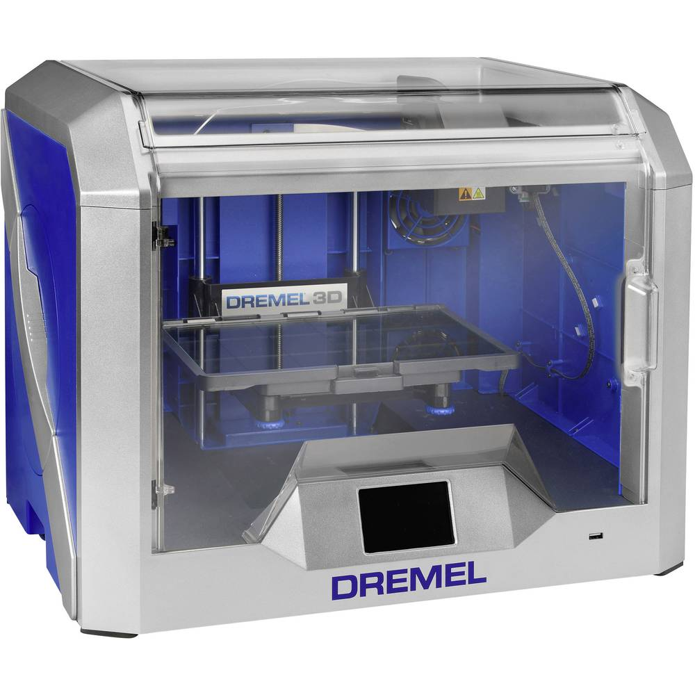 Dremel 3D Idea Builder 3D40 3D pisač, uklj. filament, jednostruki ekstruder