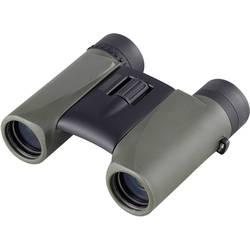 Daljnogled Renkforce 10 x 25 mm Binocular črna, temno zelena