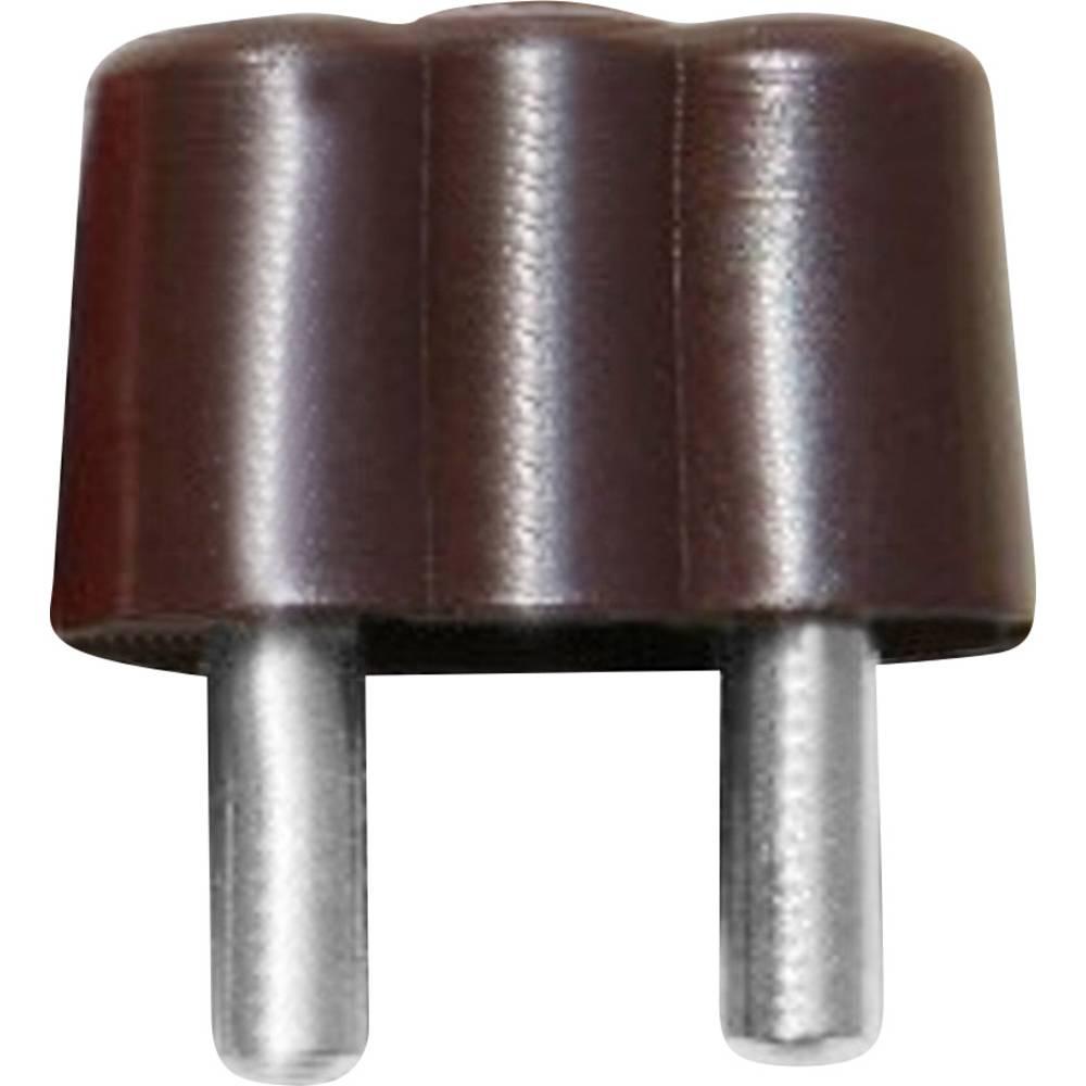 Miniature-bananstik Stik, lige BELI-BECO 61/15br 2.6 mm Brun 1 stk