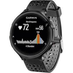 GPS sat za mjerenje pulsa s ugrađenim senzorom Forerunner 235 WHR Garmin crna Bluetooth crna, siva