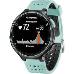 GPS ura z merilnikom srčnega utripa in vgrajenim senzorjem Garmin Forerunner 235 WHR modra Bluetooth modra