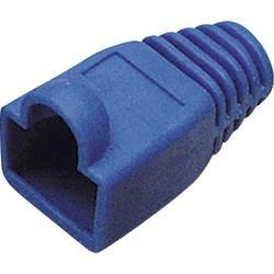 Čahura za zaštitu od savijanja za RJ45 utikač, čahura za zaštitu od savijanja, plave boje TRU Components 1582557 1 kom.