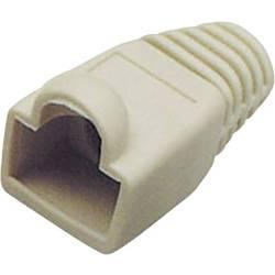 Čahura za zaštitu od savijanja za RJ45 utikač, čahura za zaštitu od savijanja, sive boje TRU Components 1582602 1 kom.