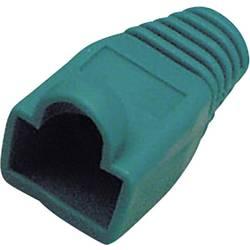 Čahura za zaštitu od savijanja za RJ45 utikač, čahura za zaštitu od savijanja, zelene boje TRU Components 1582603 1 kom.