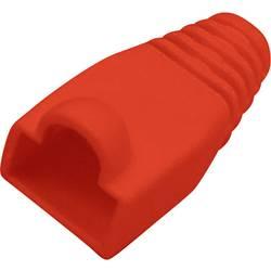 Čahura za zaštitu od savijanja za RJ45 utikač, čahura za zaštitu od savijanja, crvene boje TRU Components 1582604 1 kom.