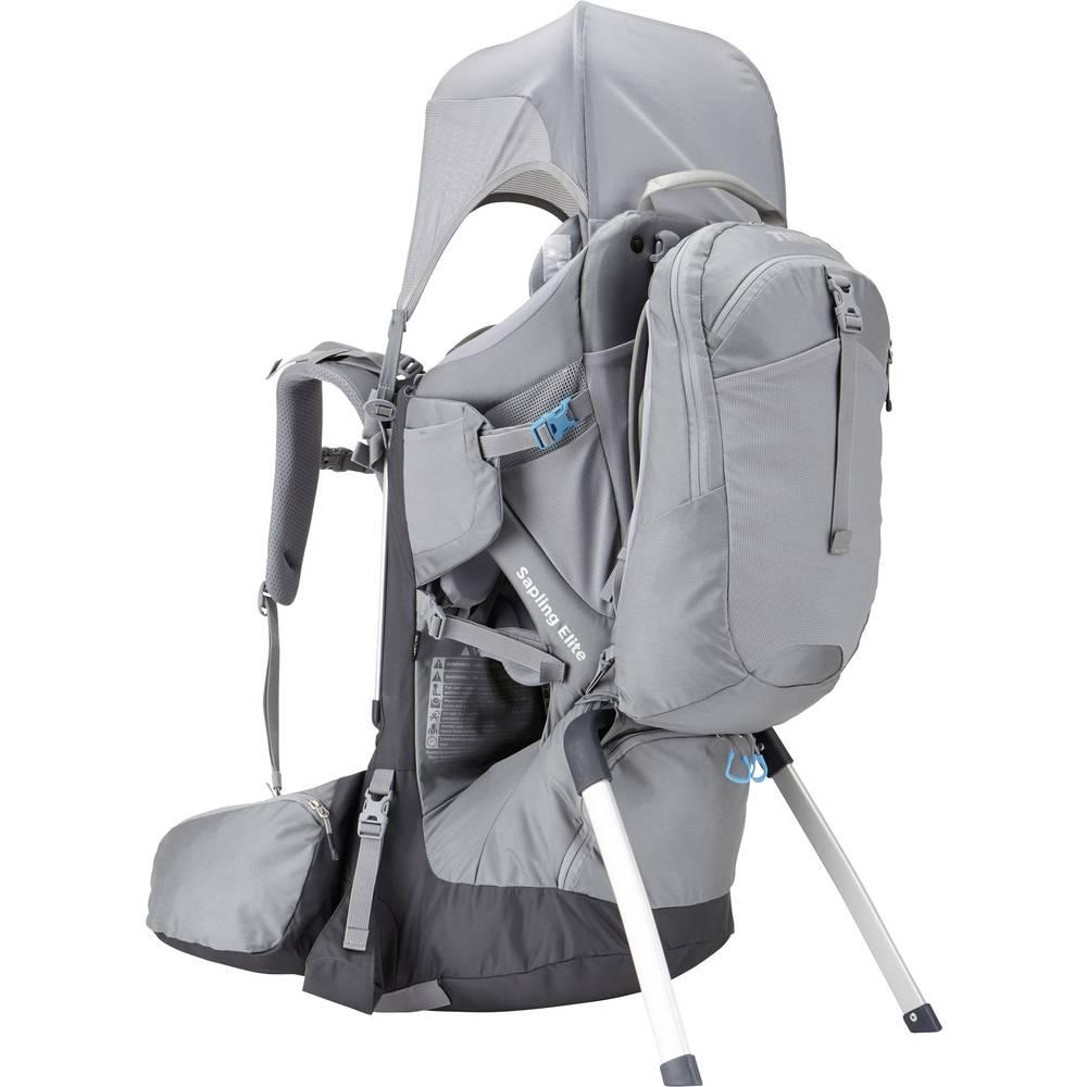Thule Nahrbtniki za nošenje otrok Sapling Elite (Š x V x G) 310 x 730 x 350 mm Temno siva, Skrilasta 210102