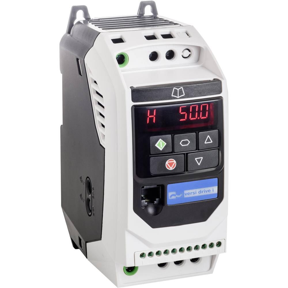Peter Electronic Frekvenčni pretvornik VD i 037/E3 0.37 kW 1-fazni 230 V