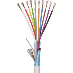 alarm kabel ELAN 20101 Hvid Metervare