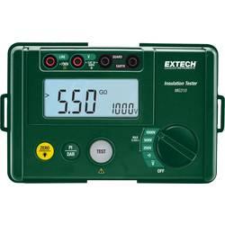Extech MG310 uređaj za mjerenje izolacije, ispitivanje napona 250/500/1000 V/DC mjerno područje 0.00 - 5.5 G CAT III 600 V