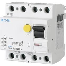 FI-zaščitno stikalo, občutljivo na vsa omrežja, 4-polno 40 A 0.03 A 240 V, 415 V Eaton 167881