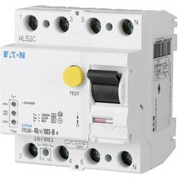FI-zaščitno stikalo, občutljivo na vsa omrežja, 4-polno 63 A 0.03 A 240 V, 415 V Eaton 167882