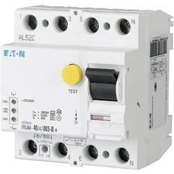 FI-zaščitno stikalo, občutljivo na vsa omrežja, 4-polno 63 A 0.3 A 240 V, 415 V Eaton 167886