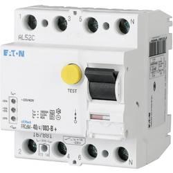 FI-zaščitno stikalo, občutljivo na vsa omrežja, 4-polno 40 A 0.03 A 240 V, 415 V Eaton 167893