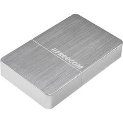 Extern hårddisk 3.5 Freecom mhDD Desktop Drive USB 3.0 8 TB Silver