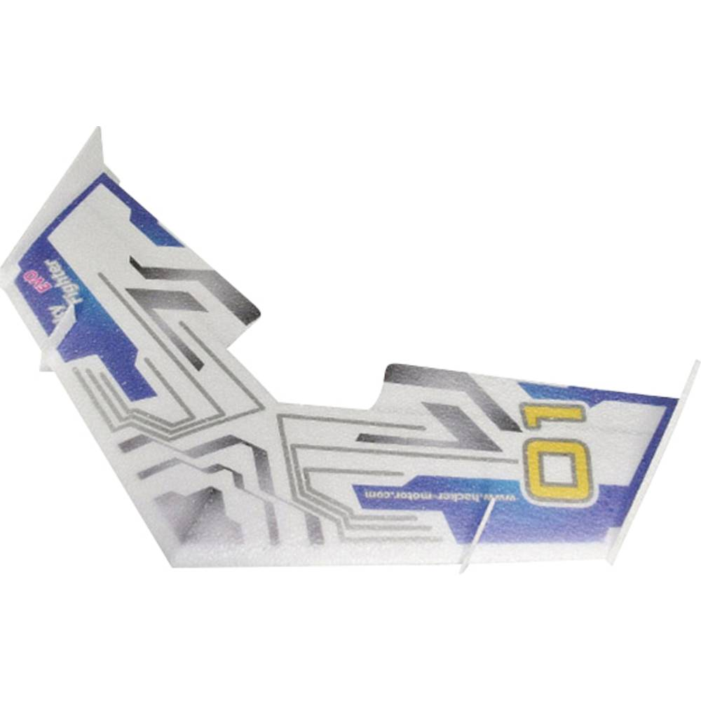 Hacker SkyFighter EVO Combo - Racing Design RC model motornega letala ARF 550 mm
