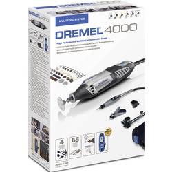 Višenamjenski alat, uklj. pribor, kofer 72-dijelni set 175 W Dremel 4000-4/65 EZ+4486+628 F0134000LT