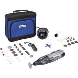 Multiverktyg batteridriven Inkl. 1x batteri, Inkl. Tillbehör, Inkl. väska 54 delar 10.8 V 1.3 Ah Dremel 8200-1/35+550 F0138200KT