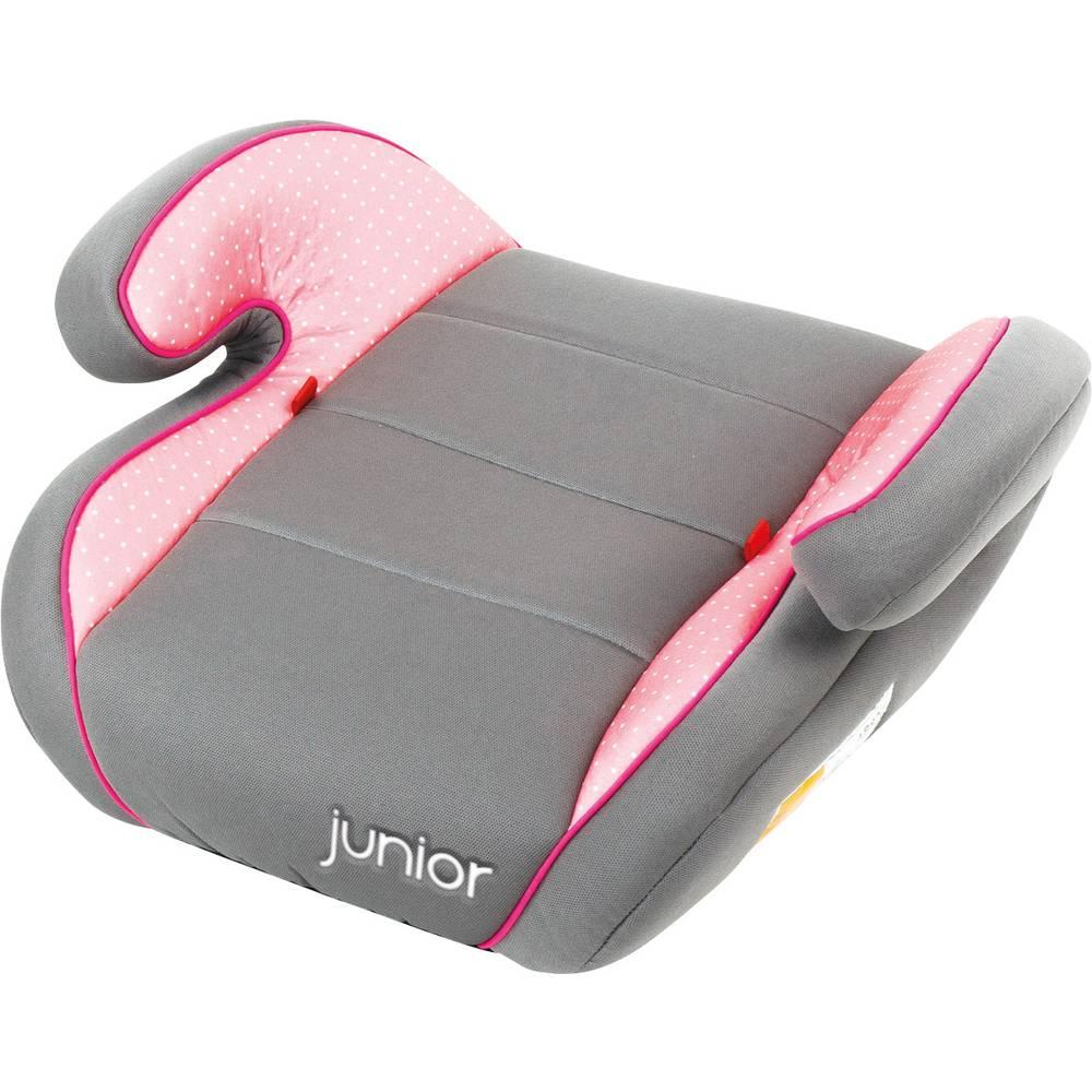 Otroški sedež, jahač Max 104 HDPE ECE R44/04 roza barve Petex