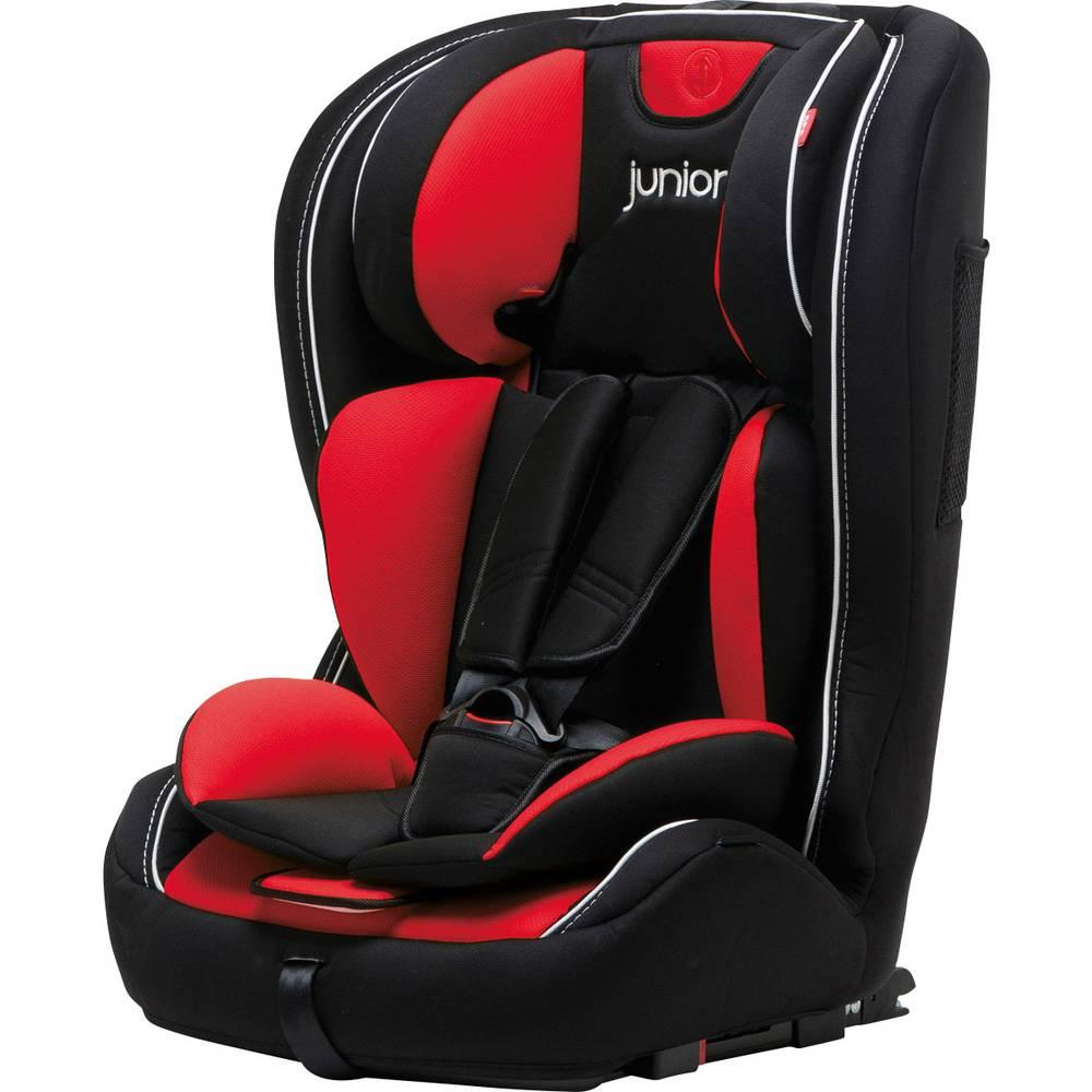Otroški sedež Premium Plus 801 HDPE ECE R44/04 rdeče barve Petex