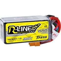 Modelarski akumulatorski komplet (LiPo) 14.8 V 1550 mAh 95 C Tattu XT60