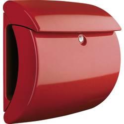 Burg Wächter 35600 PIANO 886 poštanski sandučić plastika crvena zaključavanje s ključem
