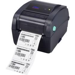 TSC TC210 Tiskanje etiket Termo prenos 203 x 203 dpi Širina etikete (maks.): 118 mm USB, RS-232, LAN